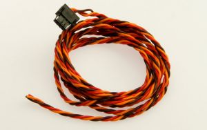 Emcotec EWC3 fuselage cable with open ends