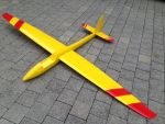 Glider_it  Stingray EVO ARF 2 colori