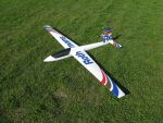 Glider_it Swift 2.5mt ARF OD white