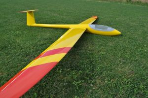 Glider_it Vettore 4.0mt ARF OD white