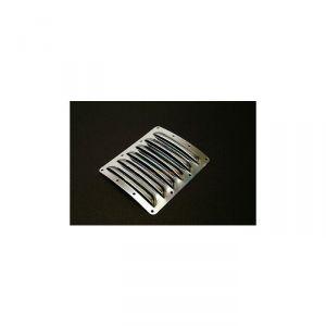 Ventilation louvres 95x25mm (2 pcs.)
