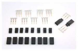 Servo connector system JR for crimping 10 pieces