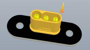 MR30 connettori + basetta