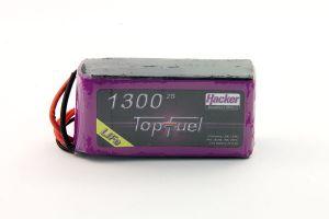 Hacker Life TopFuel 1300mAh 3S 30C