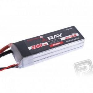 RAY G4 batteria lipo 2200mAh 7.4V 30C 2S1P
