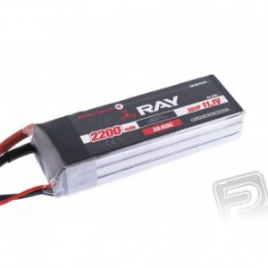RAY G4 lipo 2700mAh 7.4V 30C 2S1P