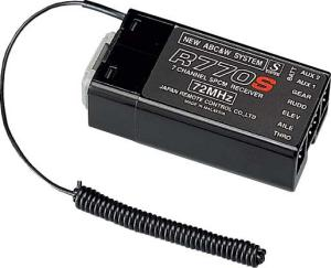 Ricevente JR RX R770S SPCM 7ch 40MHz senza quarzo