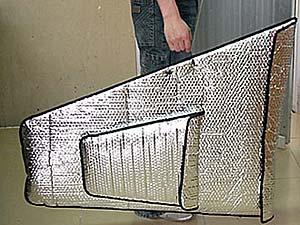 Sebart Foderi Alari+stabilizzatore 120/140