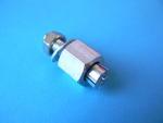 Mozzo portaeliche alluminio 480/550