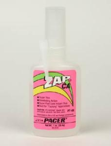 Colla ZAP rosa - fluida 28,4 gr.