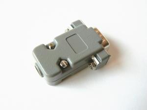 Scatola per connettori sub-D 9 poli