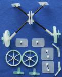 Kit landing gear indoor models