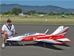 Aviation Design SUPER SCORPION ARF white