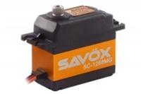 Savox servo SC-1268SG  25Kg 0,11sec/60° 7.4V