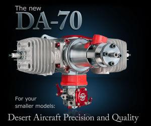 Desert Aircraft DA 70