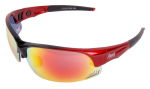 RC Model Glasses EDGE rosso