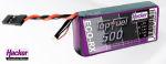 Hacker Lipo TopFuel ECO RX 500mAh 2S