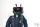 8FLY Pilotino per jet scala 1/4 Blu
