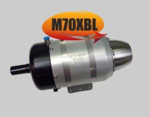 Jets-Munt M70 XBL - NEW