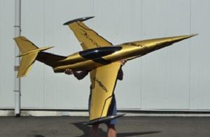 Aviation Design Jet MINI DIAMOND