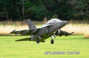 JETLEGEND Jet YAK130 1:4 ARF