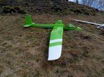 Glider_it Prismaray ARF FS white