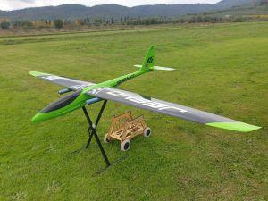 Glider_it Jeemo aliante jet ARF FS 2 colori