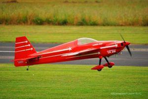 "Extreme Flight LASER 74"" 1,88 mt. RED"